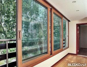Окна-купе: преимущества оконной конструкции.