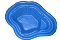 Пруд садовый ПНД 380л 1800х1100 мм, глуб.450 мм Синий (Н.Челны) *1