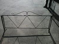 Оградка на кладбище арт01